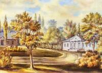 """stunning oil painting 100% handpainted on canvas """"landscape"""""""