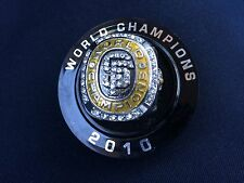 San Francisco Giants World Series 2010 Ring Rare