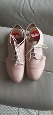 Rollie shoes Pink Leather Lace Up