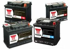 YUASA PREMIUM 12v Type 030 Car Battery 4 Year Warranty - EA754 YBX5068