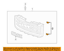 GM OEM-Grille Mounting Clip 15883463
