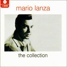 MARIO LANZA COLLECTION NEW CD BE MY LOVE, O SOLE MIO, DRINK DRINK DRINK + MORE