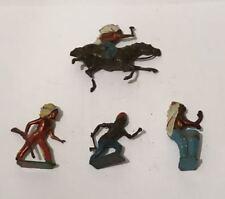Indian 1:32 Vintage Toy Soldiers
