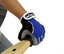 LIKEaBIKE Cycling Children's Gloves/Mitts - Black/Red - Ergomic/Comfy/Safe Hands