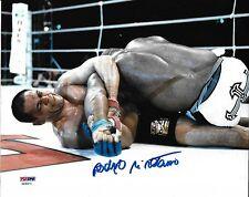 Antonio Rodrigo Nogueira Signed 8x10 Photo PSA/DNA UFC Pride FC Bob Sapp Picture