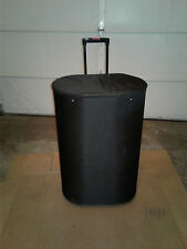 Save 1K replace AD all New 8' Curved Coyote Trade Show equipment + Travel Case