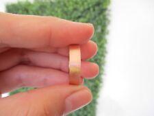 Rose Gold Mens Wedding Ring 14k codeWR91 sepvergara