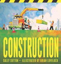 Construction (Hardback or Cased Book)