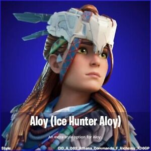 Fortnite Hunter Aloy Style | PS5 Exclusive | Upgrade Only