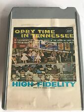 OPRY TIME IN TENNESSEE SLPT 1177 8 Track Tape