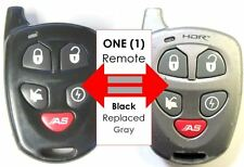 keyless remote key AutoStart AS-1775 8775AM alarm control transmitter starter