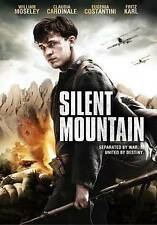 NEW! Silent Mountain (DVD, 2014) William Mosely, Claudia Cardinale WWI War Drama