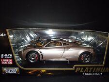 Motormax Pagani Huayra Champaign Gold 1/18 Limited Edition