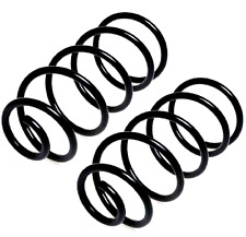 2x Fiat UNO 146 45 0.9 60 1.1 Front Coil Springs 1988-1996