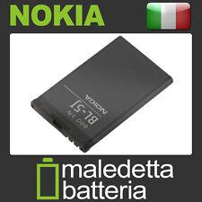 Batteria ORIGINALE per Nokia C3-00