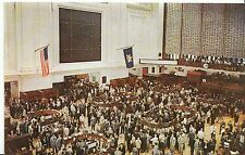 America Postcard - New York Stock Exchange - The Nation's Market Place   A5324