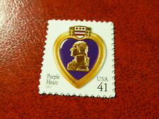United States Scott 4164, the 41 cents Purple Heart stamp Mint