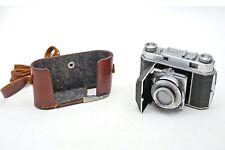 Kodak Retina Ii Rangefinder Type 011 Camera+Earliest Serial#+Chrome lens+Rarest