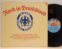 Rock in Deutschland       10 Jahre Deutsche Rockmusik       DoLp        NM  # T