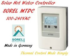 SOREL Solar Hot Water Heater Temperature Difference Controller MTDC V5 Worldwide