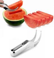ds Coltello Anguria Taglia E Servi Melone Cocomero Frutta Affetta Acciaio idea