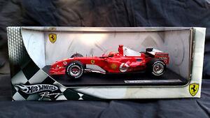 1:18 Hot Wheels F1 Ferrari F2005 Michael Schumacher 2005