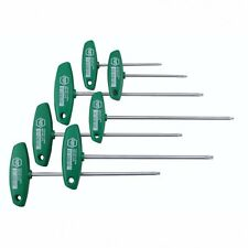 Wiha 36492 Torx Set, T-Handle, 7 Piece