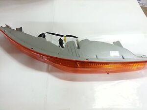 Genuine FRONT TURN SIGNAL LAMP-LH 1P Yellow SSANGYONG KORANDO 99~04 #8330106000