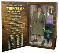 """Lon Chaney The Hunchback Of Notre Dame 1/6 Universal Monsters 12"""" Figur Sideshow"""