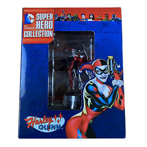 DC Classic Super Hero Collection HARLEY QUINN Figurine 2015 Eaglemoss New