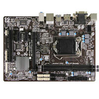 Gigabyte GA-B85M-HD3 For Intel LGA 1150 Micro ATX Motherboard DDR3 16GB USB3.0