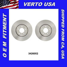 Front Brake Rotors For Land Rover Range Rover 2003-2004-2005