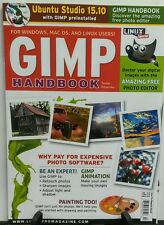 Gimp Handbook Winter 2016 Why Pay for Expensive Photo Software FREE SHIPPING