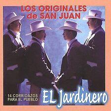 Originales De San Juan : Jardinero: 14 Corridazos Para El Pueblo CD
