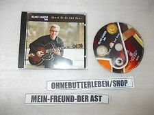 CD Pop Helmut Kagerer - About Birds And Bees (11 Song) ACOUSTIC MUSIC