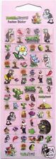 Cool Plants Zombies Puzzle 3D Vinyl Sticker Craft Decor Kids Toy Game Gift JAPAN