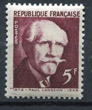 FRANCE TIMBRE NEUF N° 820 **  PAUL LANGEVIN
