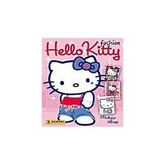 HELLO KITTY FASHION STICKERS ~ 10 PACKS * NEW EDITION *