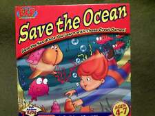 Elf Save the Ocean Pc Cd-Rom (English/Spanish) Ages 4-7