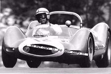 9x6 fotografia Roger Penske zerex speciale, 1963 Guardie Trophy Brands Hatch