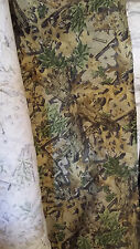 "NEW Skyline Phantom Camo Brown and Green 60"" SOFT Light Weight CAMOUFLAGE FABRIC"