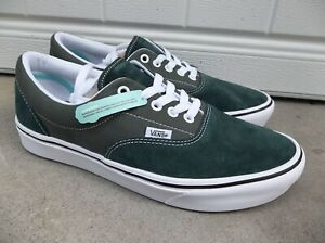 NWT MEN'S VANS COMFY CUSH ERA SUEDE/CANVAS SNEAKERS/SHOES SIZE 9.BRAND NEW 2021.
