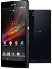 Teléfonos móviles libres Sony color principal negro con memoria interna de 16 GB