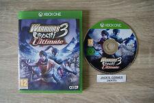 WARRIORS OROCHI 3 Ultimate Xbox GAME - 1st One Classe spedizione gratuita nel Regno Unito