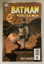 Batman And The Monster Men: Dark Moon Rising 1,2,3,6 Lot