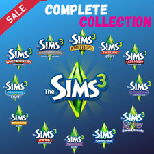 SALE💗 The Sims 3 ALL Expansions - Complete Collection | Windows | ALL Packs