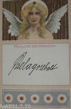 """""""Weihnachten, Engel, Jugendstil"""" 1899  ♥ (20223)"""