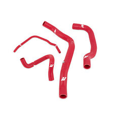 Mishimoto Silicone Coolant Hose Kit - BMW Mini Cooper S R52/R53 - Red