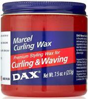 Dax Marcel Curling Wax Premium Styling Wax for Curling & Waving 213gm