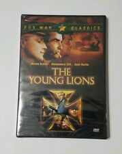 The Young Lions DVD REGION 1 (2001) -- NEW! SEALED!!